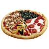 Stel je eigen pizza samen